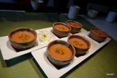 食養山房懷石料理:紅心芭樂百香果汁