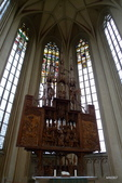 Bundesrepublik Deutschland德國之旅─威瑪、拜洛伊特、羅騰堡、紐倫堡、慕尼黑:聖雅各教堂景致