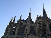 捷克之旅:聖芭芭拉教堂