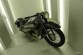 Bundesrepublik Deutschland德國之旅─BMW汽車博物館及展示中心:BMW早期的摩托車