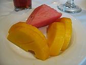 世貿聯誼社精緻佳餚:水果盤