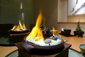 ibuki 李桑の創作懷石料理:火烤鮑魚佐鮑魚肝醬汁