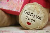 GODIVA2016微風南京店開幕猴年情人節巧克力巧傳心:小熊足跡