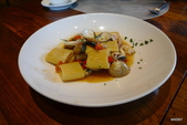 Osteria by Angie精緻義大利料理:辣椒大蒜手工管麵 季節海鮮 薄荷