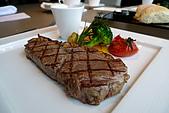 精緻商業套餐:沙朗牛排