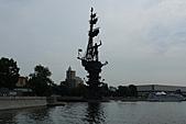 俄羅斯─莫斯科之旅:聖彼得大帝雕塑