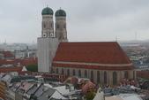 Bundesrepublik Deutschland德國之旅─威瑪、拜洛伊特、羅騰堡、紐倫堡、慕尼黑:聖母教堂
