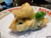 ibuki 李桑の創作懷石料理:帝王蟹海苔大葉天婦羅