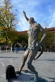 SLOVENIA斯洛凡尼亞POSTOJNSKA JAMA及GRAD古堡:雕塑
