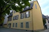 Bundesrepublik Deutschland德國之旅─威瑪、拜洛伊特、羅騰堡、紐倫堡、慕尼黑:席勒的故居