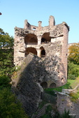 林德霍夫堡、新天鵝堡、米爾斯堡、波登湖畔、蒂蒂湖、巴登巴登、海德堡:厚塔遺跡