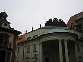 捷克之旅:聖維塔教堂周邊景色