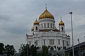 俄羅斯─莫斯科之旅:救世主基督大教堂