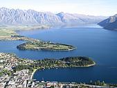 紐西蘭冰河之旅:娃卡迪波湖景色