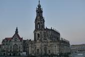 Bundesrepublik Deutschland德國之旅─柏林、波莰坦、德勒斯登:宮廷教堂