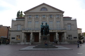 Bundesrepublik Deutschland德國之旅─威瑪、拜洛伊特、羅騰堡、紐倫堡、慕尼黑:哥德歌劇院