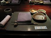八王子新懷石料理:桌飾