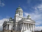 芬蘭之旅:赫爾辛基大教堂