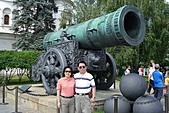 俄羅斯─莫斯科之旅:世界大鐵炮