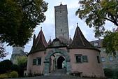 Bundesrepublik Deutschland德國之旅─威瑪、拜洛伊特、羅騰堡、紐倫堡、慕尼黑:羅騰堡後城門