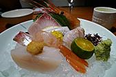 釧路秋刀魚套餐&主廚私房料理:精選五品生魚片