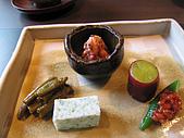 日本創作料理:前菜