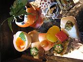日本創作料理:開胃菜