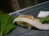 匠壽司日式料理:炙烤多寶比目魚鮨邊肉握壽司