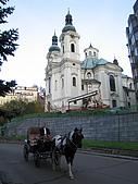 捷克之旅:瑪麗安斯基溫泉區景色