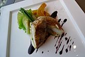 精緻商業套餐:嫩煎比目魚卷