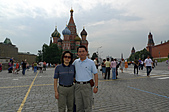 俄羅斯─莫斯科之旅:聖巴索教堂