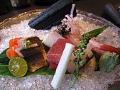 日本創作料理:生魚片