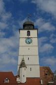 Romania羅馬尼亞風情﹝上﹞:16世紀鐘塔