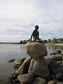 丹麥之旅:美人魚雕像