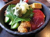 日本創作料理:散壽司