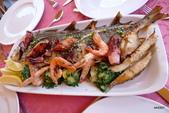 克、斯、波美食專輯!:鯛魚鮮蝦海鮮盤