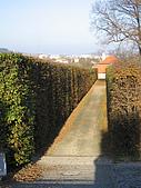 捷克﹝克倫羅夫﹞之旅:城堡花園