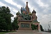 俄羅斯─莫斯科之旅:波克羅夫斯基教堂﹝聖瓦西里教堂﹞
