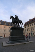 Bundesrepublik Deutschland德國之旅─威瑪、拜洛伊特、羅騰堡、紐倫堡、慕尼黑:民主廣場雕像