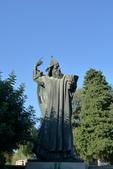 CROATIA克羅埃西亞﹝中﹞:賽斯基主教雕像