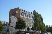 Bundesrepublik Deutschland德國之旅─柏林、波莰坦、德勒斯登:柏林圍牆周邊景致