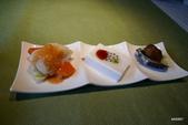食養山房懷石料理:烏魚仔蔴糬、山粉圓花生手工豆腐、納豆海苔小鮑魚