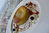 精緻商業套餐:焦糖洋梨蛋糕