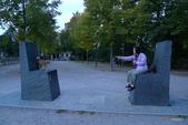 Bundesrepublik Deutschland德國之旅─威瑪、拜洛伊特、羅騰堡、紐倫堡、慕尼黑:ILM河上公園景致─貓の物語