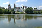 俄羅斯─莫斯科之旅:新少女修道院