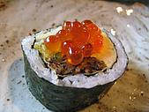 日本創作料理:鮭魚卵壽司