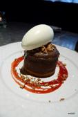 L'IDIOT驢子逗〝春〞趣:巧克力熔岩蛋糕與香草冰淇淋