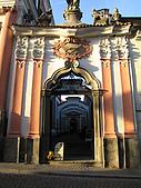 捷克之旅:柯娜河娜古城景色