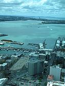 紐西蘭奧克蘭之旅:天空之塔鳥瞰奧克蘭