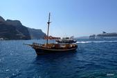 希臘一聖托里尼風情:舊港風情